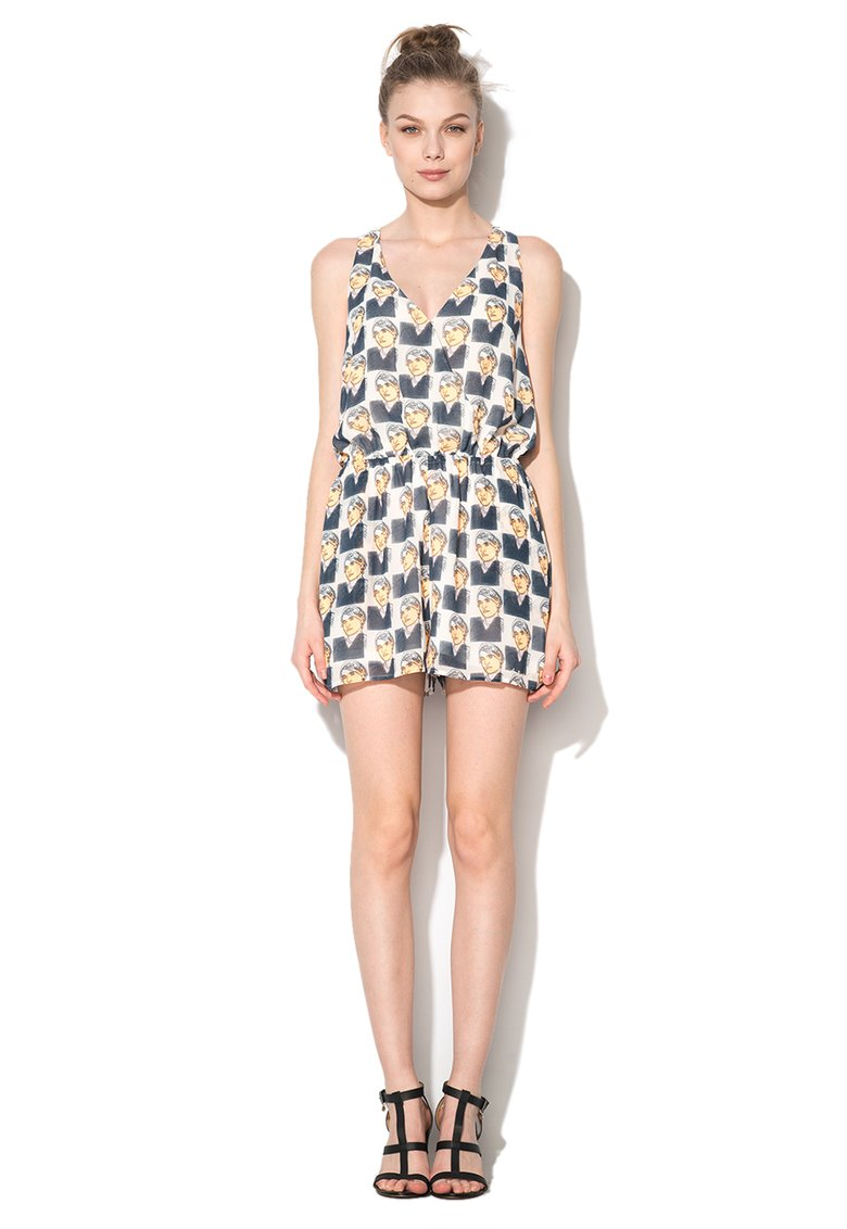 jumpsuit_Andy Warhol by Pepe Jeans