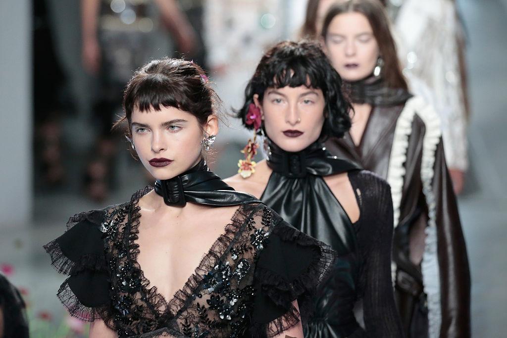 Rodarte - Runway - Fall 2016 New York Fashion Week